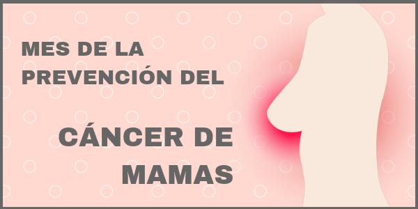 Sensibilización sobre el cáncer de mama