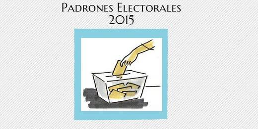 Consulta el Padrón Electoral para éste 22/11