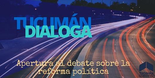 Tucumán Dialoga