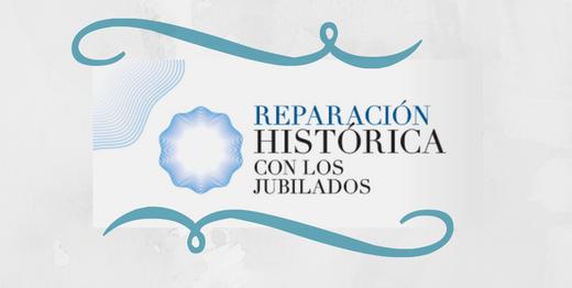 Reparación Histórica