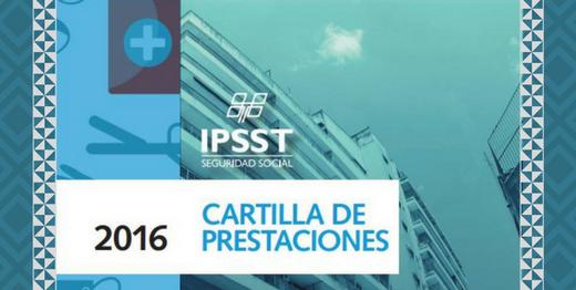 Cartilla de Prestaciones IPSST
