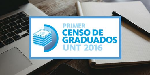 Primer censo de graduados UNT