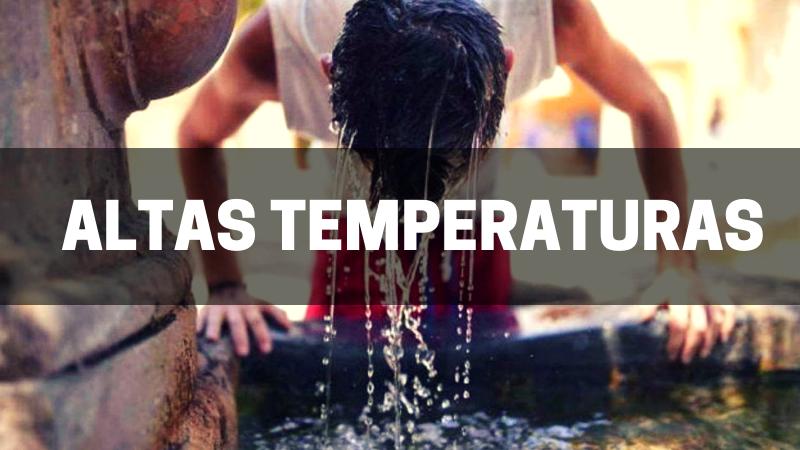 Cuidados de la salud ante las altas temperaturas