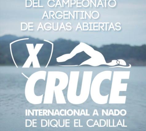 Xº Cruce Nacional a Nado del Dique El Cadillal